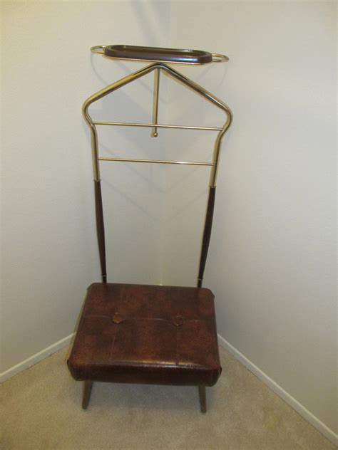 mid century butler chair valet chair mid century furniture