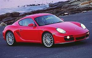 Used 2006 Porsche Cayman S For Sale