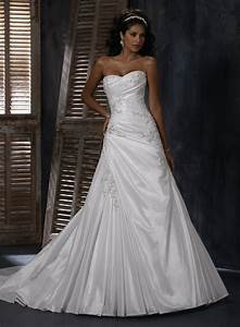 21 gorgeous a line wedding dresses ideas With sweetheart neckline wedding dresses