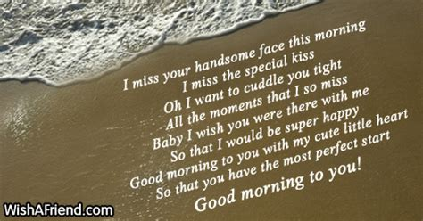 Good Morning Poems For Boyfriend Ialoveniinfo