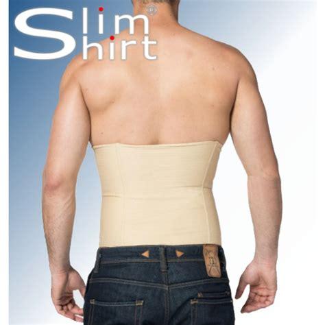 adjustable slimming shaping waist belly belt  men
