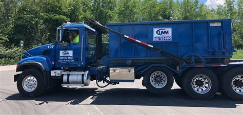 fall river ma dumpster rental united material management