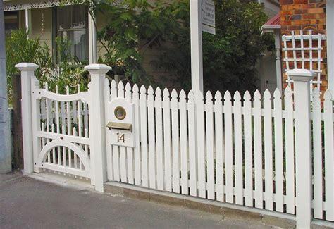 wooden picket fence gate madison art center design