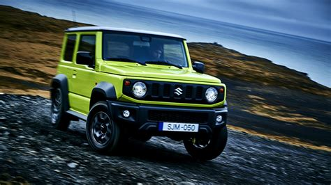 Suzuki Jimny 2019 Performance And Safety Specifications
