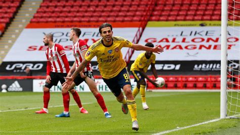 Sheffield United 1-2 Arsenal: Report, Ratings & Reaction ...