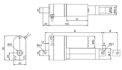 Bldc Linear Actuator Wiring Schematic Auto Electrical