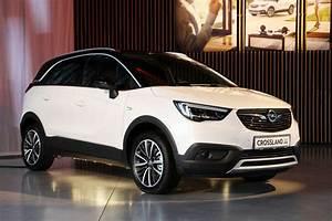Avis Opel Crossland X : opel crossland x essais fiabilit avis photos prix ~ Medecine-chirurgie-esthetiques.com Avis de Voitures