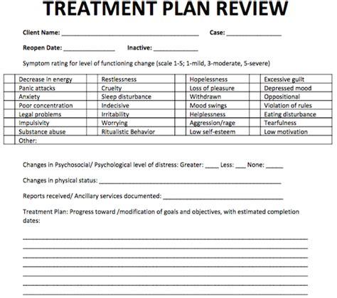 counseling treatment plan template pdf treatment plan review free counseling note templates counselling social work