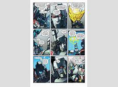 The Transformers More Than Meets The Eye #38 Generations