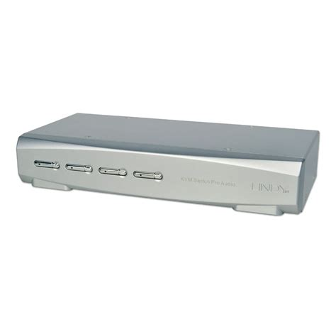 3 Kvm Switch by 4 Kvm Switch Pro Usb 3 0 Hdmi With Ttu From Lindy Uk
