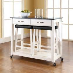 kitchen island stools ikea practical movable island ikea designs for your small kitchen solution ideas 4 homes