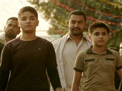 Dangal Movie Review Aamir Khan And Four Lovely Youngsters