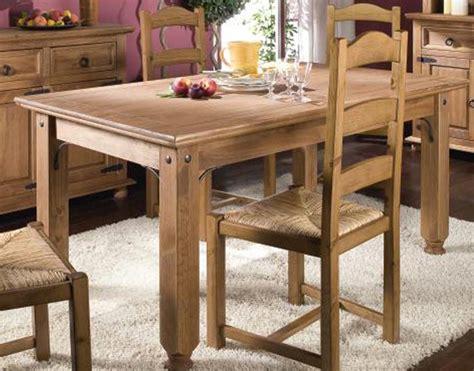 conforama tables de cuisine table rustique en bois conforama photo 4 10 pour les amoureux de la déco authentique