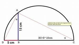 Fläche Eines Zylinders Berechnen : fl che eines halbkreises berechnen und zeichnen latex und tex welt ~ Themetempest.com Abrechnung