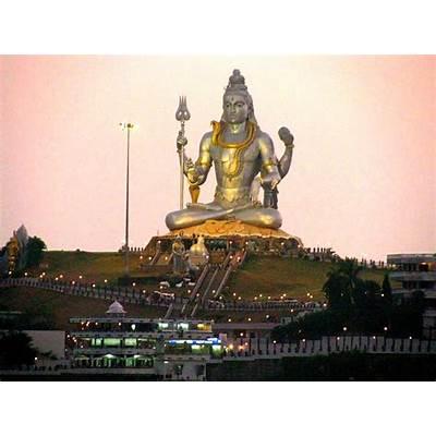 Radha Krishna Land: Lord Shiva of Murudeshwara Uttara