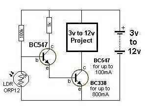 25 best ideas about ldr circuit on pinterest educate ie With vibration detector motion electronic project using bipolar transistors