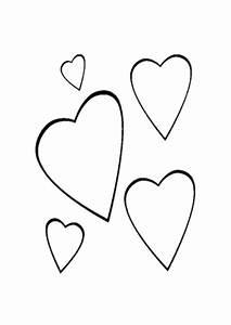 Herzen Herzen Ausmalen Malvorlagen