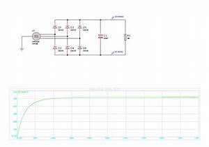Three-phase Rectifier Circuit Simulation