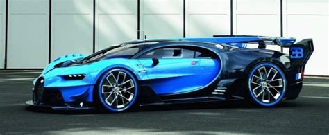 Limited-edition Bugatti Model Unveiled At Closed-door