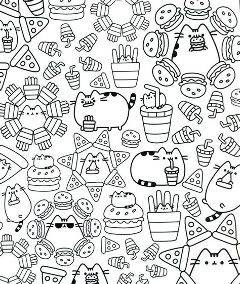 Best Kawaii Coloring Pages Ideas And Images On Bing Find What