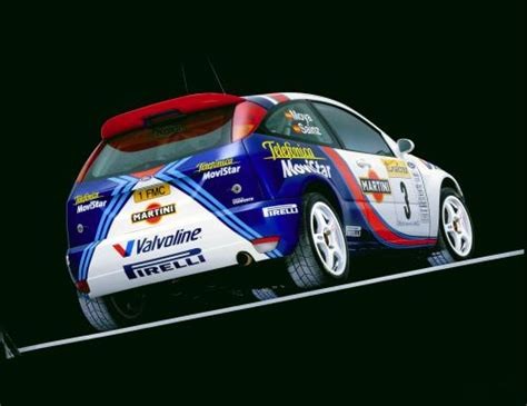2003 Ford Focus Rs Wrc Image. Photo 3 Of 5