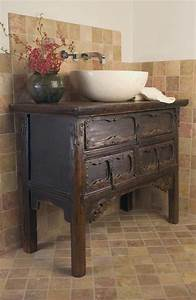 washstand made into bathroom vanity anasian antique With old dresser made into bathroom vanity