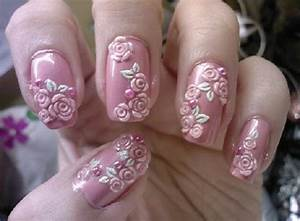 6 16 new Wedding nailart Ideas (11) : Trends For Girls ...