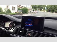 Audi A6 4G 30TDI VIM DVD Free MMI Plus YouTube