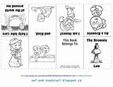 Law Brownie Brownies Scout Coloring Pages Toadstool Promise Guides Colouring Mini Scouts Canadian Owl Minibooks Activities Books Guiding Guide Canada sketch template