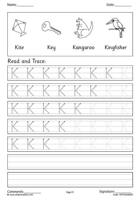 capital letter practice worksheets worksheets for all
