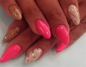 THE PRETTIEST NAIL DESIGNS FOR SPRING 2015