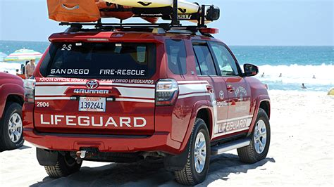 toyota offers  lifeguard vehicles  san diego times