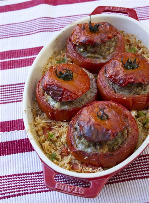 tomates farcies  lancienne lady coquillette recettes