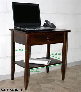 Beistelltisch 80 Cm Hoch : massivholz beistelltisch nachttisch konsolentisch holz massiv kolonial ~ Frokenaadalensverden.com Haus und Dekorationen