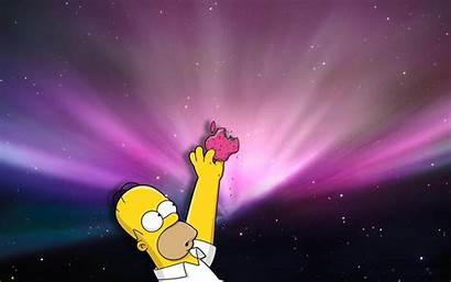 Apple Simpson Homer Wallpapers Simpsons Background
