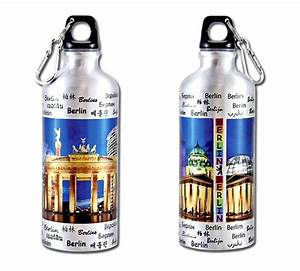Berlin Souvenirs Online : trinkflasche berlin brandenburger tor berlin souvenirs online ~ Markanthonyermac.com Haus und Dekorationen