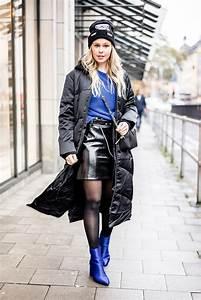 Blau Und Schwarz Kombinieren : daunenmantel blau schwarz kombinieren fashion blog sunnyinga ~ Buech-reservation.com Haus und Dekorationen
