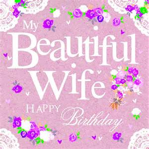 Happy Birthday Wishes Wife