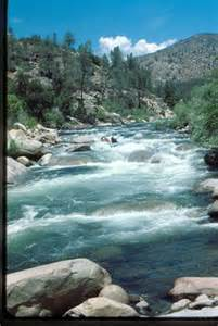 Whitewater Rafting Kern River
