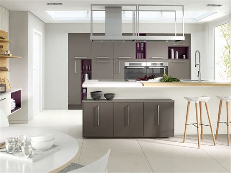 High Gloss Kitchen Cabinets Reviews 2  Kitchentoday