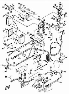 1988 Yamaha Electric Parts Parts For 90 Hp 90etlg Outboard