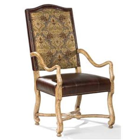 fairfield chairs traditional exposed wood arm chair with