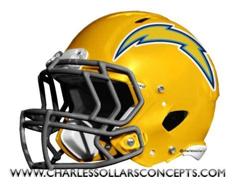 San Diego Chargers Helmet