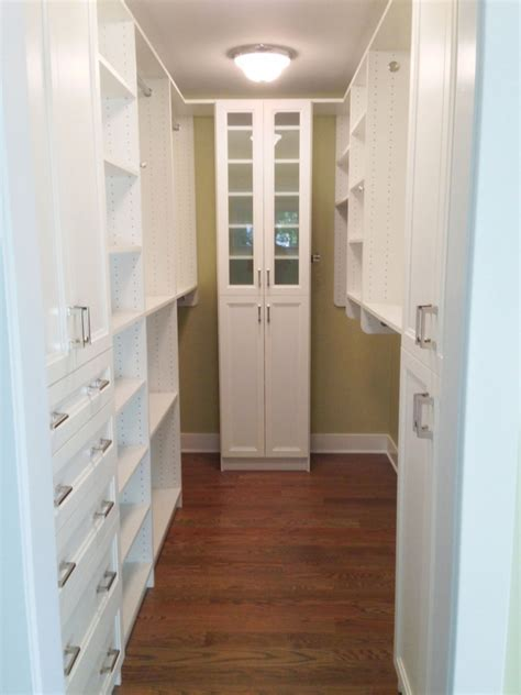 How To Design A Small Walk In Closet by 18 Small Walk In Closet Designs Ideas Design Trends