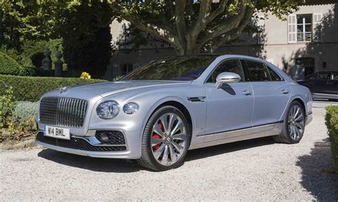 bentley flying spur  drive review  auto expert