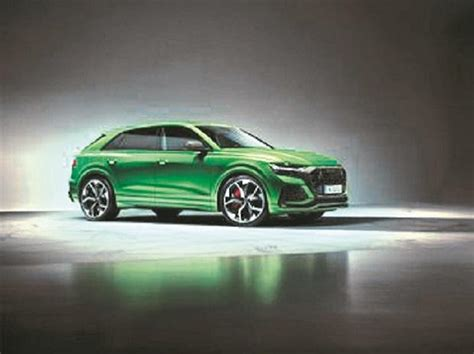 Audi launches its fastest SUV RS Q8 in India; price starts ...