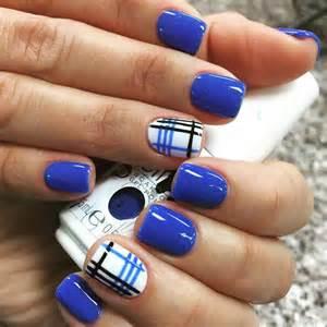 Royal blue nail art designs ideas design trends premium psd