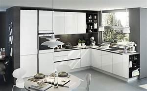 Küche Deko Modern : k che modern l form ~ Sanjose-hotels-ca.com Haus und Dekorationen