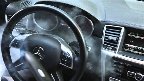 comment nettoyer le tableau de bord d une voiture avec un nettoyeur vapeur