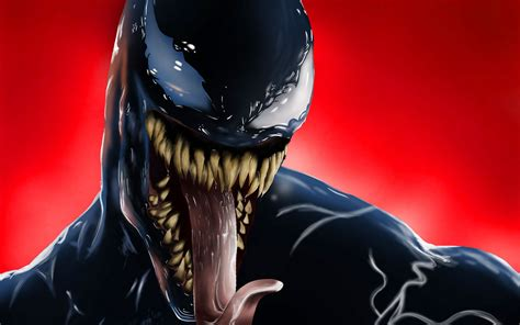 Venom Hd Desktop Wallpapers